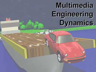 """Multimedia Engineering Dynamics"" icon"